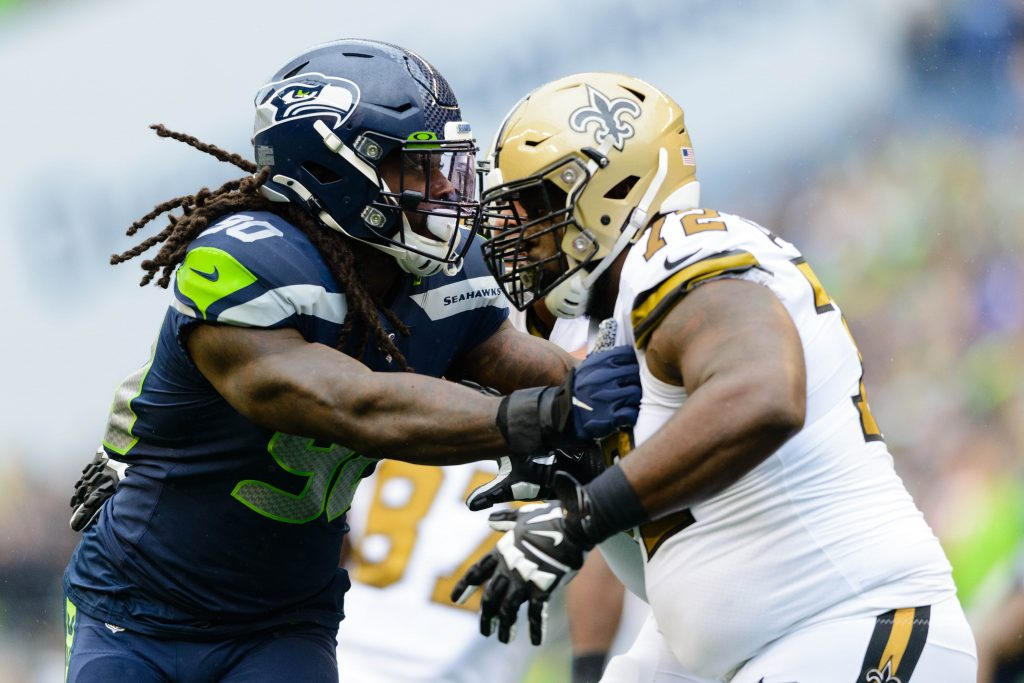 NFC Notes: Clowney, Cards, Giants, Panthers thumbnail