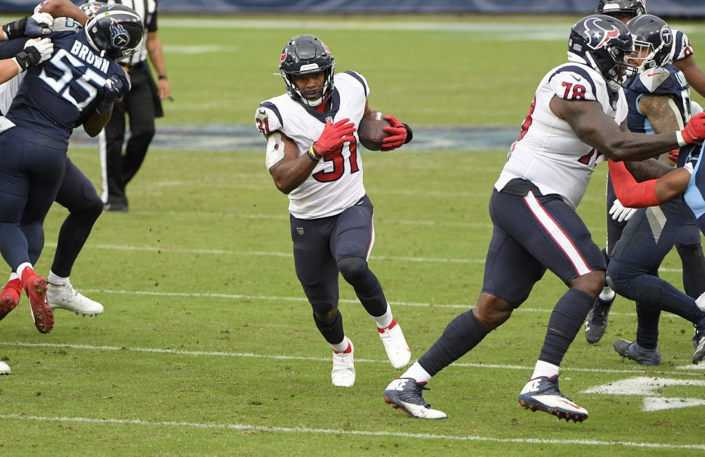Texans Want To Adjust David Johnson's Contract - profootballrumors.com