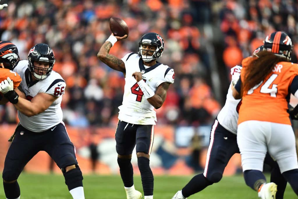 Broncos, 49ers On Deshaun Watson Destination List; Jets Off Radar? - profootballrumors.com