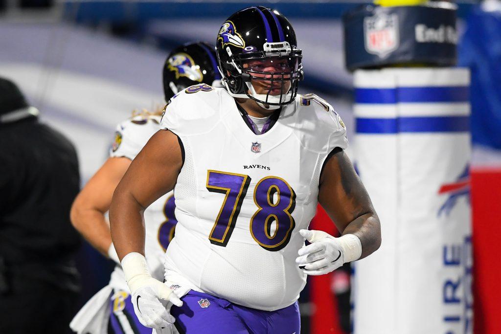 Ravens' Orlando Brown Exploring Trades - profootballrumors.com